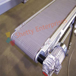 Wire Mesh Conveyor Belts Manufacturers India