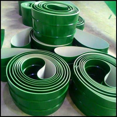 PU Conveyor Belt, PVC/PU Conveyor Belt