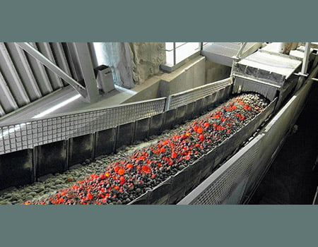 Fire Resistant Conveyor Belt In Australia