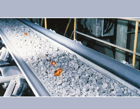 Super Heat Resistant Conveyor Belt In Australia